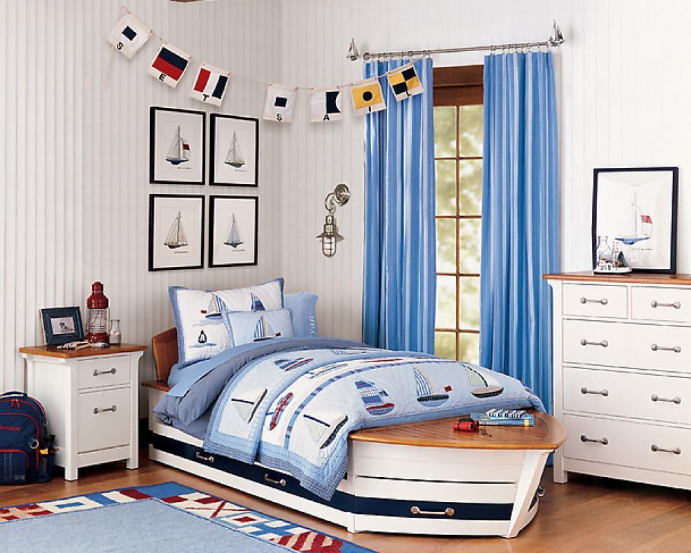 Детская комната для мальчика своими руками фото